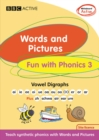 Image for Words and Pictures Fun with Phonics 3 Whiteboard Active CD for pack