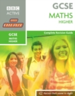 Image for GCSE Bitesize Revision Higher Maths Book : Complete Revision Guide