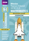 Image for Edexcel GCSE (9-1) mathsFoundation,: Revision guide