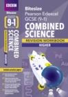 Image for BBC Bitesize Edexcel GCSE (9-1) Combined Science Higher Workbook