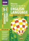 Image for AQA GCSE (9-1) English language: Revision guide