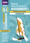 Image for MathsFoundation,: Revision guide