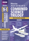 Image for AQA GCSE (9-1) combined science - trilogyHigher,: Revision guide