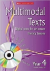Image for Multimodal texts  : digital texts for on-screen literacy lessons: Year 4, Scottish primary Y5