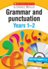 Image for Grammar and punctuation: Years 1 and 2