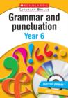 Image for Grammar and punctuation: Year 6