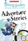 Image for Adventure storiesFor ages 5-7