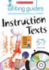 Image for Instruction texts  : for ages 5-7