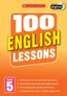 Image for 100 English lessons  : 2014 curriculumYear 5