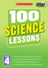 Image for 100 science lessonsYear 4
