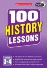 Image for 100 history lessonsYears 3-4
