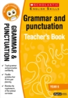 Image for Grammar and punctuationYear 6,: Teacher's resource book