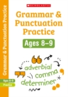 Image for Grammar and punctuation: Year 4