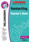 Image for HandwritingReception-Year 2,: Teacher's book