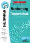 Image for HandwritingYears 3-4,: Teacher's book