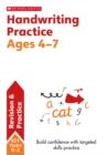 Image for HandwritingAges 4-7,: Workbook