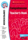 Image for ComprehensionYear 3,: Teacher's book