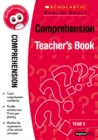 Image for ComprehensionYear 5: Teacher's book