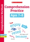 Image for Comprehension workbook: Year 3