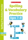 Image for Spelling and vocabulary workbookYear 3