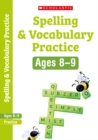 Image for Spelling and vocabulary workbookYear 4