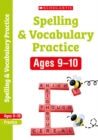 Image for Spelling and vocabulary workbook (year 1)Year 5