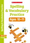 Image for Spelling and vocabulary workbookYear 6