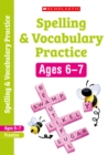Image for Spelling and vocabulary workbookYear 2