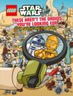 Image for These aren't the droids you're looking for  : a search-and-find book