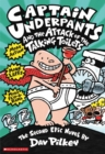 Image for Captain Underpants and the attack of the talking toilets: another epic novel