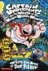 Image for Captain Underpants and the wrath of the wicked wedgie woman: the fifth epic novel