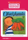Image for Activities based on Oliver's vegetables by Vivian French