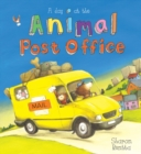 Image for A day at the animal post office