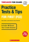 Image for Practice tests & tips for first