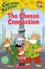 Image for Geronimo Stilton: The Cheese Connection (Book & CD)
