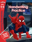 Image for Spider-manAges 5-6,: Handwriting practice