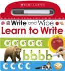 Image for Write and Wipe: Learn to Write