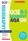 Image for Geography revision guide for AQA
