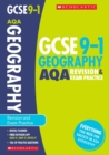 Image for Geography: Revision and exam practice book for AQA