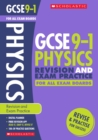 Image for Physics: Revision and exam practice book for all boards