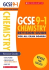 Image for GCSE 9-1 chemistry: Revision guide for all boards