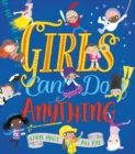 Image for Girls can do anything