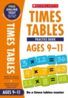 Image for National Curriculum times tables: Workbook ages 9-11