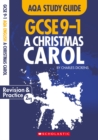 Image for A Christmas carol  : AQA English literature