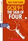 Image for The sign of four  : AQA English literature