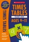 Image for National Curriculum times tables: Teacher's book ages 9-11