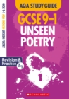 Image for Unseen poetry AQA English literature