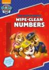Image for PAW Patrol: Wipe-Clean Numbers