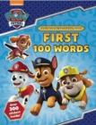 Image for PAW Patrol: First 100 Words Sticker Book
