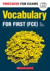 Image for Vocabulary for first (FCE)